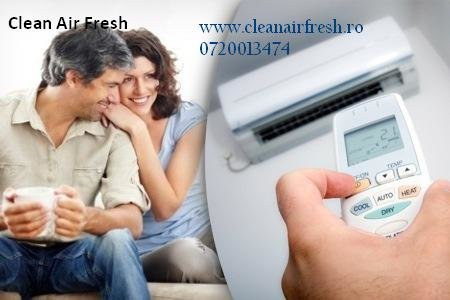 Clean Air Fresh - Montare si service aparate aer conditionat